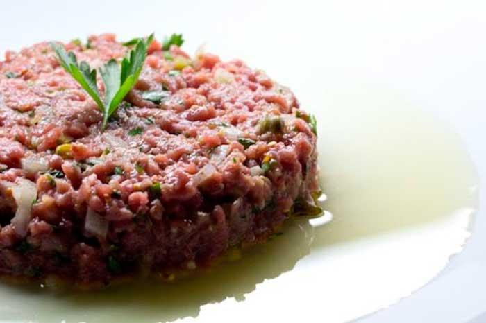 Carne tártara