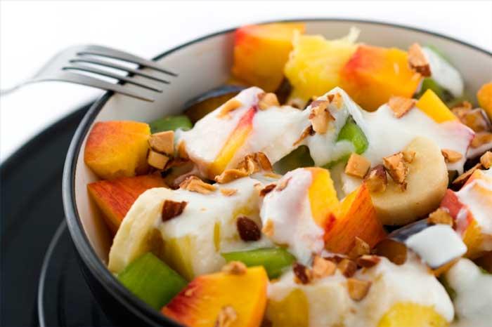 ensalda de frutas