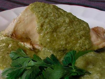 Pipián verde, receta fácil