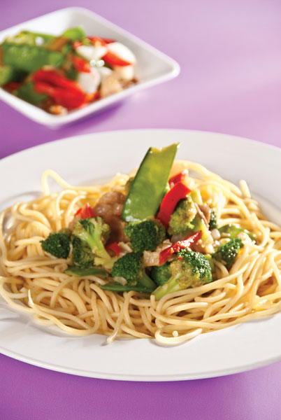 pasta-oriental