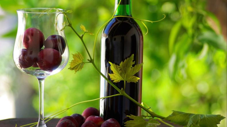 El sano placer del vino