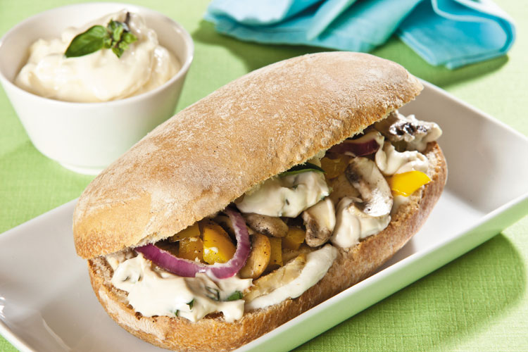 Sandwich-mediterraneo