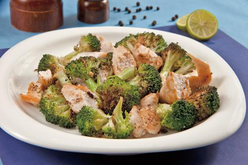 Pollo-y-brocoli-al-limon
