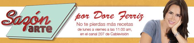 Dore Ferriz en SazónArte