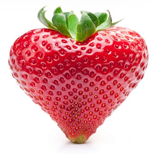 ¿La fresa un afrodisiaco?