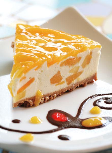 Mango Yogurt Cake Recipe
