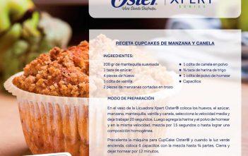 Receta-Cupcakes-Oster