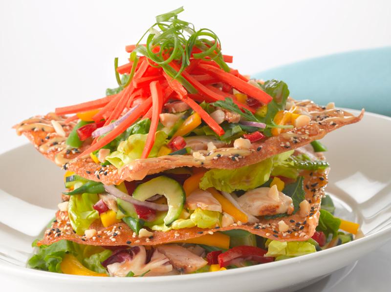 Luau-Salad