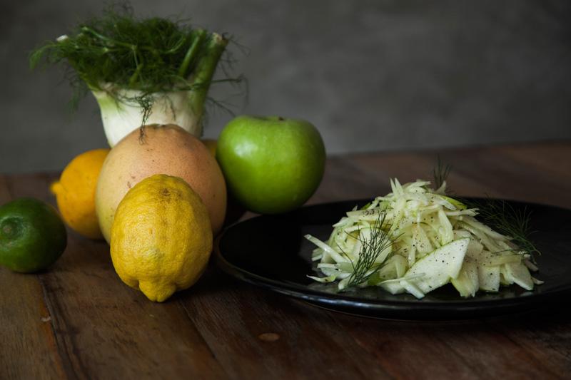 Ensalada-de-hinojos-y-manzana-verde