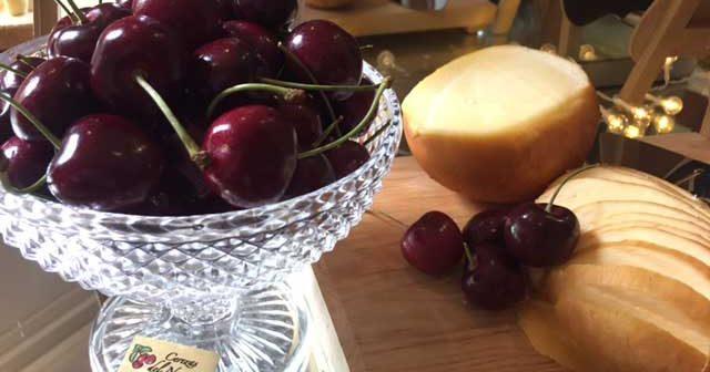 Inicia la temporada de cerezas frescas