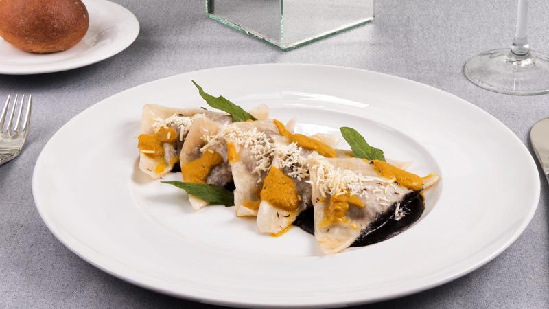 El lago restaurante renueva su men el horno de lucas for Comida vanguardia