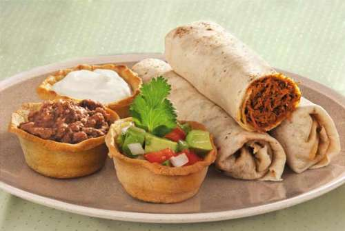 Burritos de chilorio