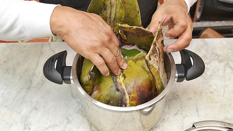 Prepara Barbacoa De Borrego En Olla De Presión El Horno De Lucas