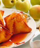 costalitos de manzana