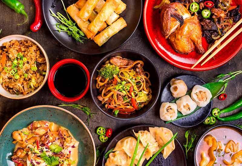 Utensilios de Cocina oriental