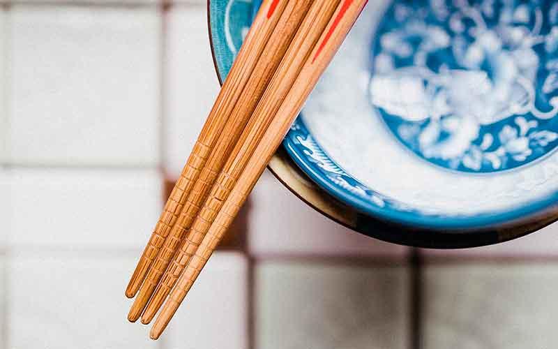 Básicos de la cocina oriental