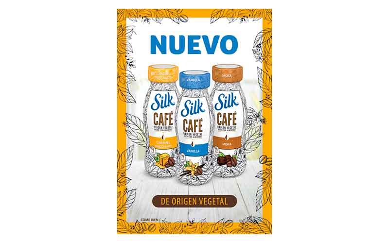 Silk Café con tres sabores