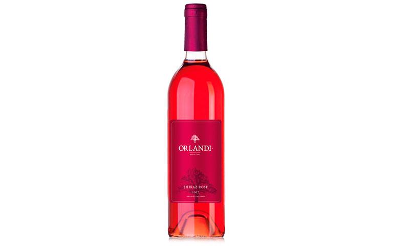 Orlandi rosado shiraz