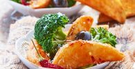 Receta de Brócoli con papas