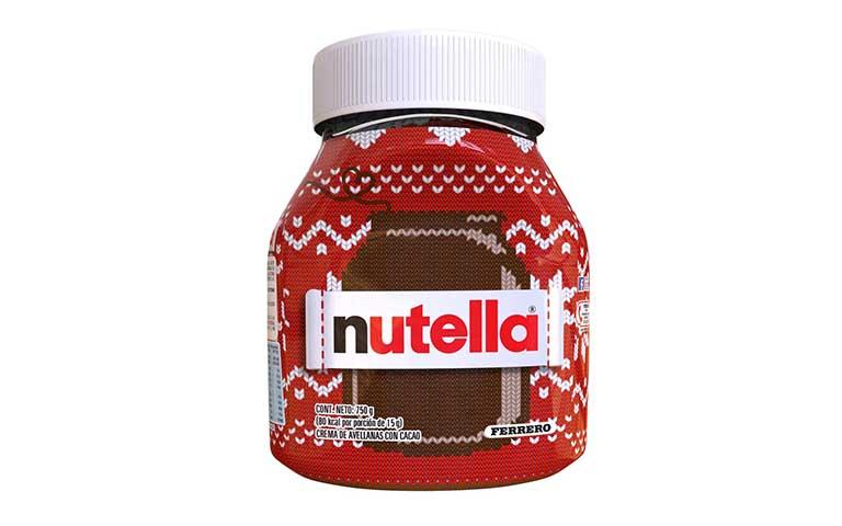 Nutella tarro edición especial