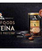 Integra proteína a tus mañanas con Quaker