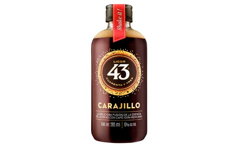 Licor 43 lanza: Carajillo 43 ready to drink