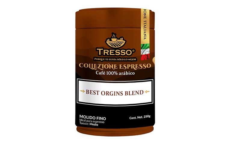 Collezione Espresso de TRESSO