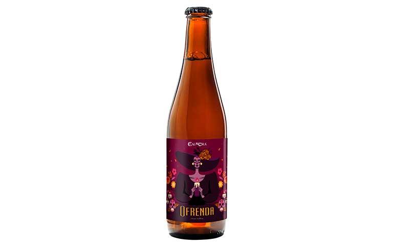 Cerveza Calavera